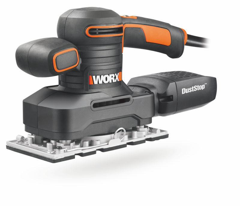 WX641  Vibračná brúska  250W