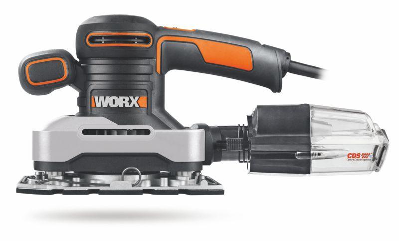 WX642.1  Vibračná brúska  270W