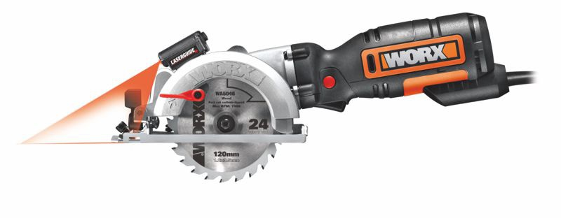 WX427  Kompaktná zanorovacia píla   710W
