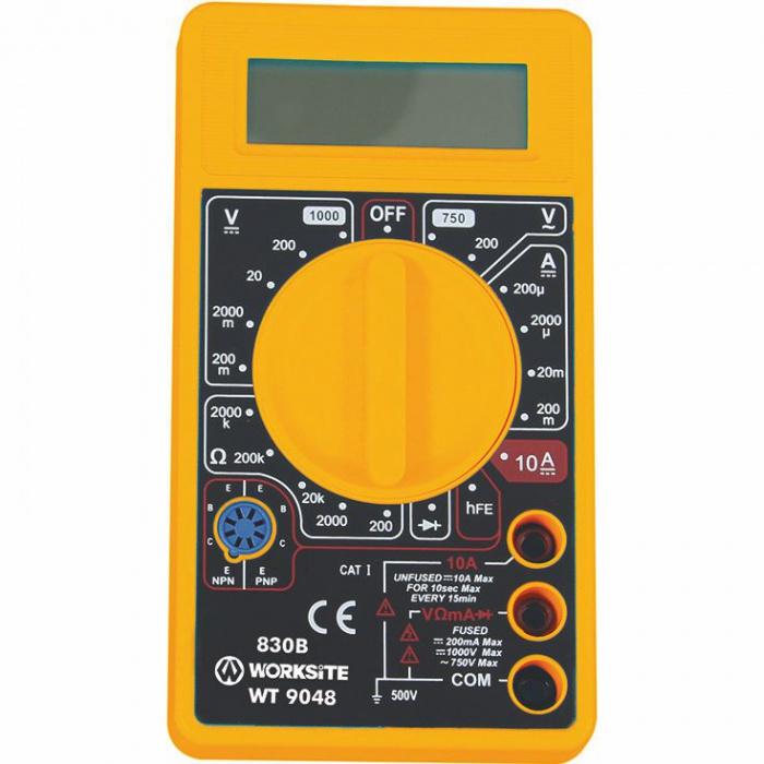 WT9048  digitálny multimeter