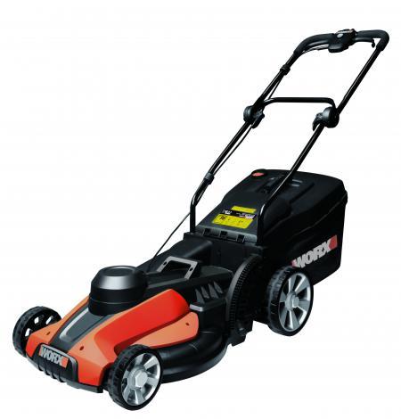 WG708E  Elektrická kosačka na trávu  1600 W