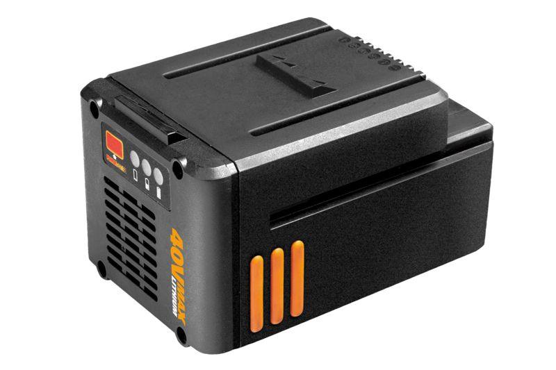 WA3536 akumulátor 40 V, 2,0 Ah Li-ion