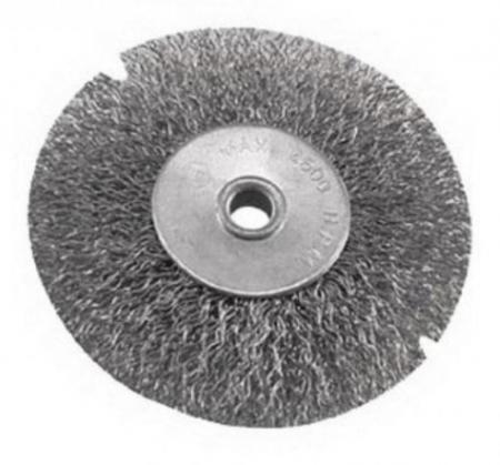 drôtený kotúč 150 x 12,7 x20 mm pre brúsku MBKL-1500L