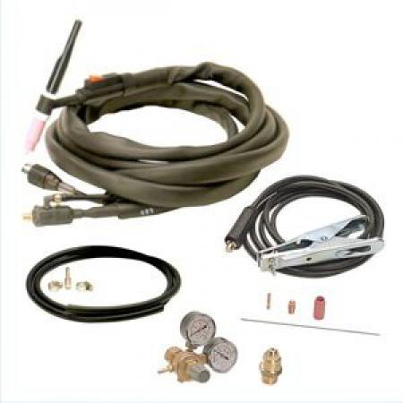 príslu. pre zváranie metódou TIG vrátane redukčného ventilu