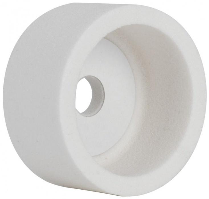brúsny kotúč pre ON-25 umelý korund bielý 60  (100x50x20 - 99BA60K)
