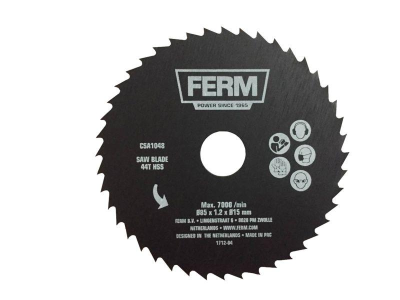 CSA1048 pílový kotúč na drevo/kov pr. 85mm  44 zub  HSS