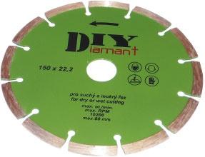 DKS-180 diamantový kotúč segmentový pr. 180 mm