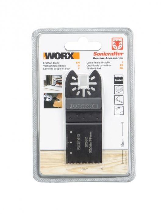 WA5012  Pílový list ( drevo ), 35 mm, 1ks