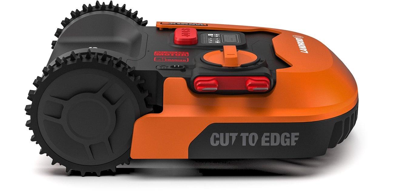 WR141E   Robotická kosačka Worx Landroid M500  WR141E  do 500 m²  - PowerShare