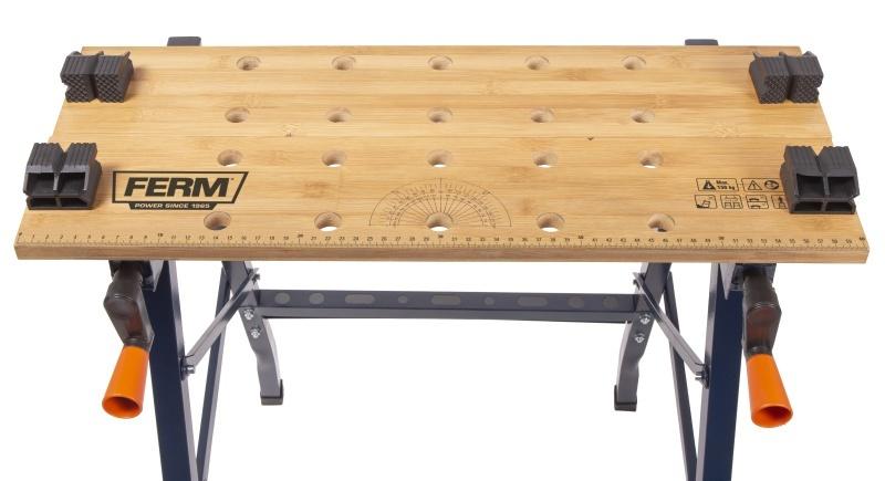 WBM1004 - Upínací pracovný stôl