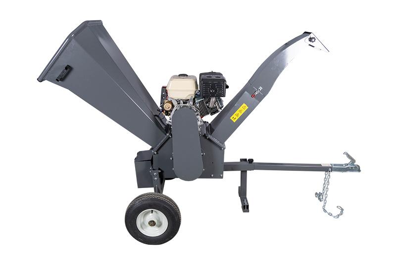 MZD-15/120 - Motorový zahradný drvič, 15HP, 120mm