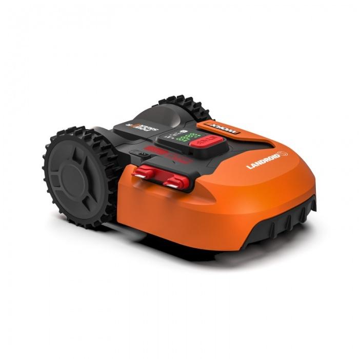 WR130E   Robotická kosačka Worx Landroid S300  WR130E  do 300 m²  - PowerShare