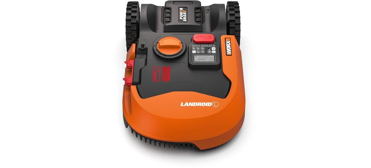WR153E Robotická kosačka Worx Landroid L1500  WR153E 1500m²   - PowerShare