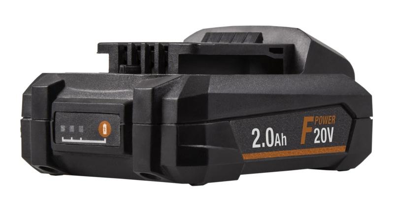 CDA1136 - Akumulátor s indikátorom Li-Ion 20V, 2Ah