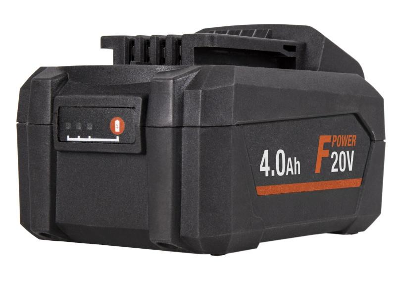 CDA1138 - Akumulátor s indikátorom Li-Ion 20V, 4Ah