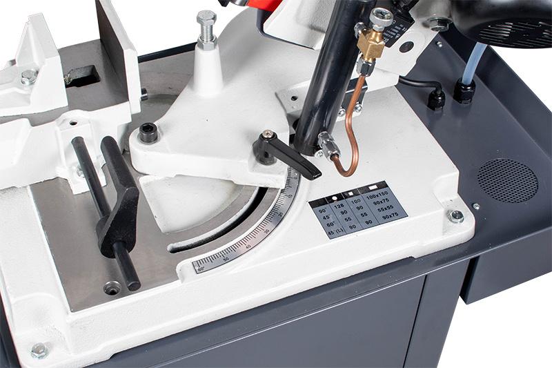 PPK-115UHC pásová píla na kov s chladením