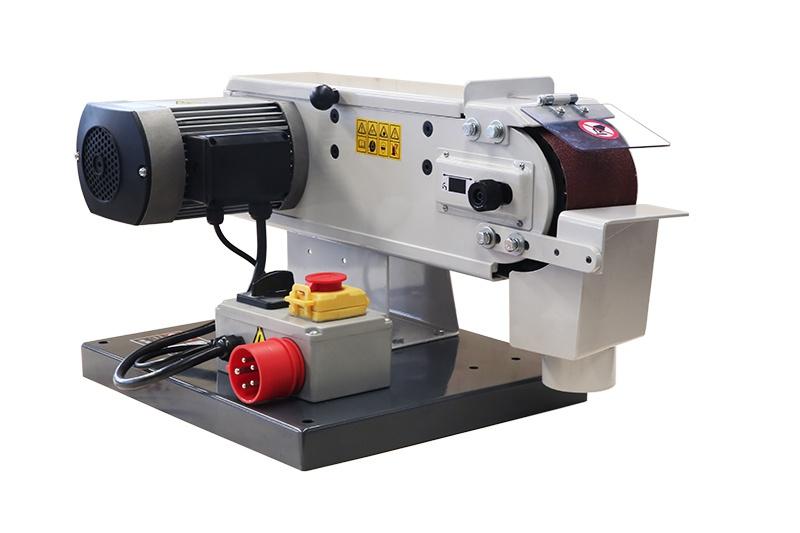 BPK-2100-2/400  Pásová brúska - dvojrýchlostná
