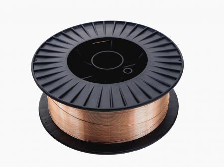 Zvárací drôt pr. 1,0 mm, bal. cievka 15 kg    (HS code 72292000 - prenos daňovej povinnosti)