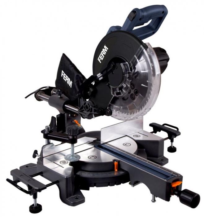 MSM1040  pokosová píla 1900 W s laserom, 254 mm