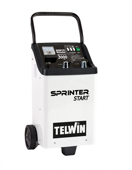 SPRINTER 3000 START nabíjací zdroj so štart. zariadením 12/24V  20 / 700 Ah