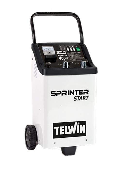 SPRINTER 4000 START nabíjací zdroj so štart. zariadením 12/24V  20 / 1000 Ah