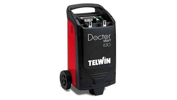DOCTOR START 630  Nabíjací a štartovací vozík