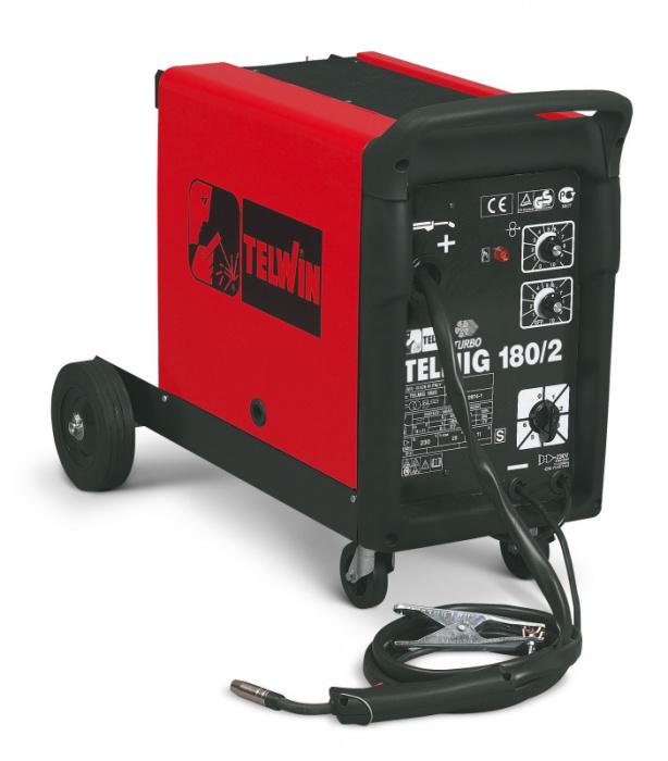 TELMIG 180/2 TURBO zvárací transformátor v ochr. atmosfére