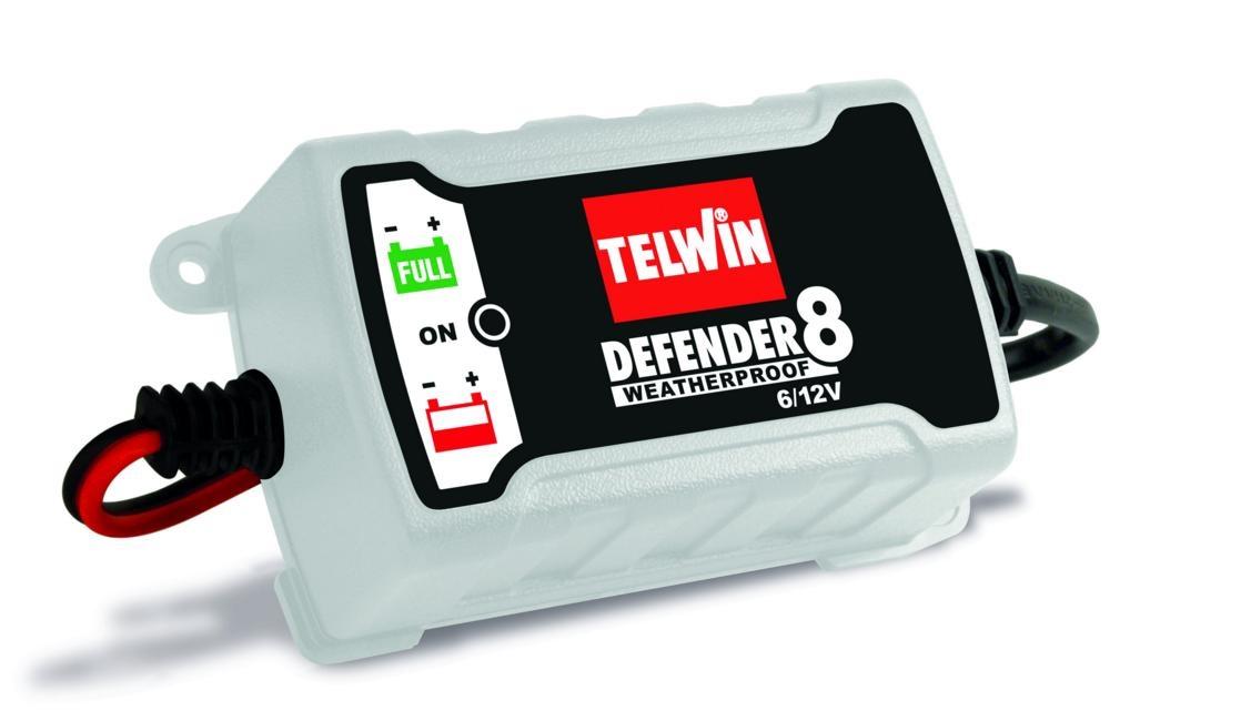 Defender 8 - nabíjací zdroj  6/12V   2/20 Ah