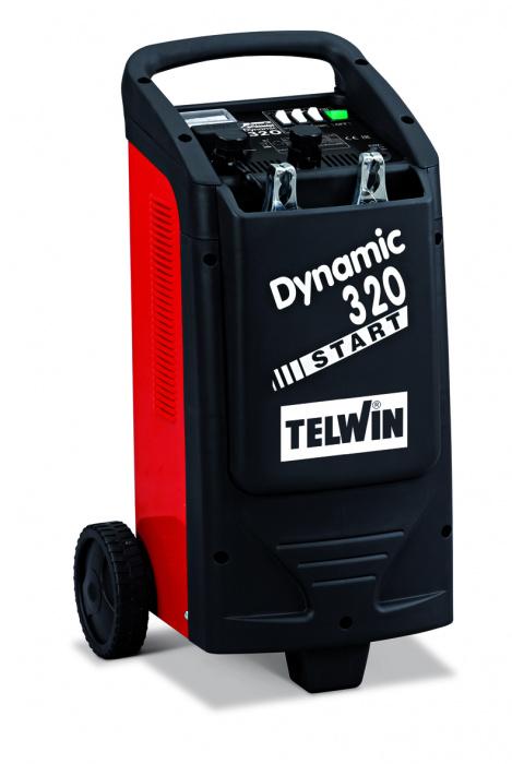 DYNAMIC 320 nabíjací zdroj so štart. zariadením  12/24V  20 / 700 Ah