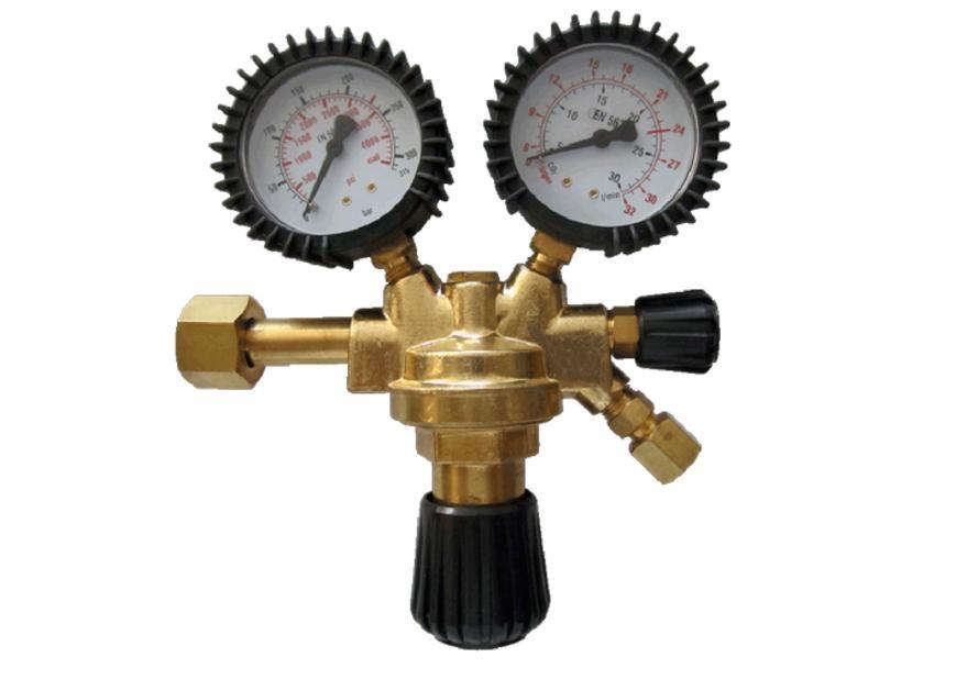redukčný ventil CO2 - pre TELMIG, MASTROMIG