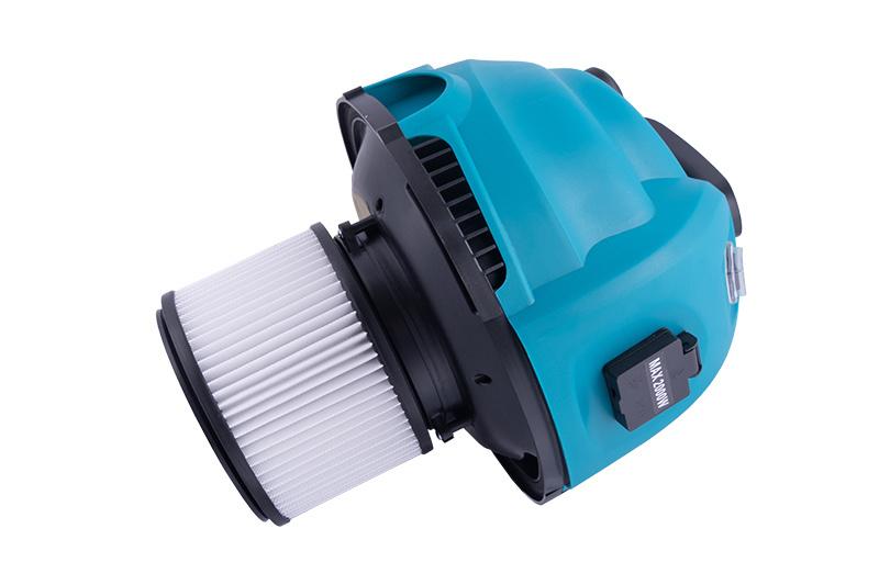 PPIO-1400/20R  Profesionálny priemyselný vysávač s OKLEPOM FILTRA