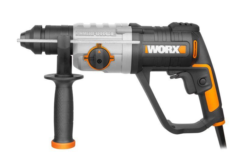 WX339  vŕtacie kladivo  800W, 2,5J