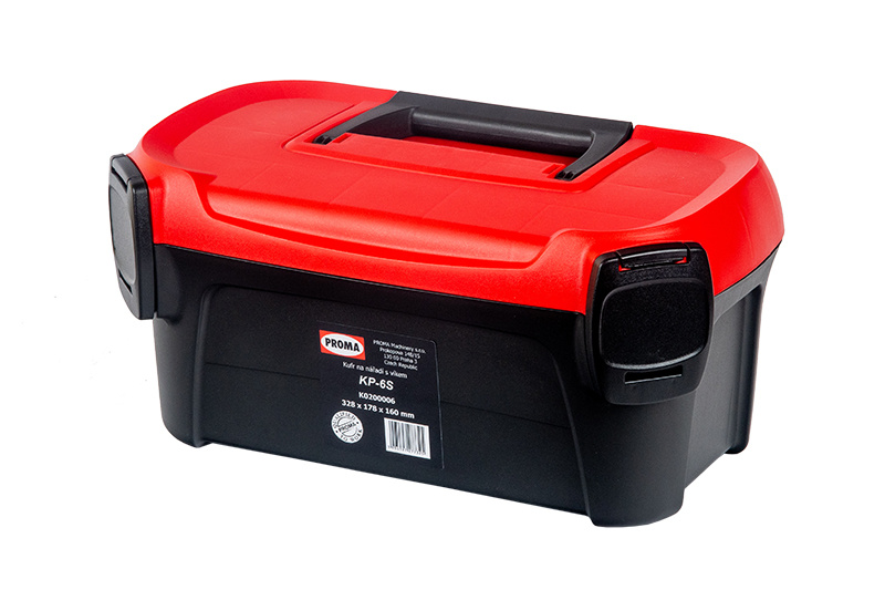 KP-6S Plastový box