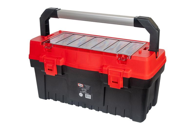 KP-20E Plastový box s hliníkovým držadlom
