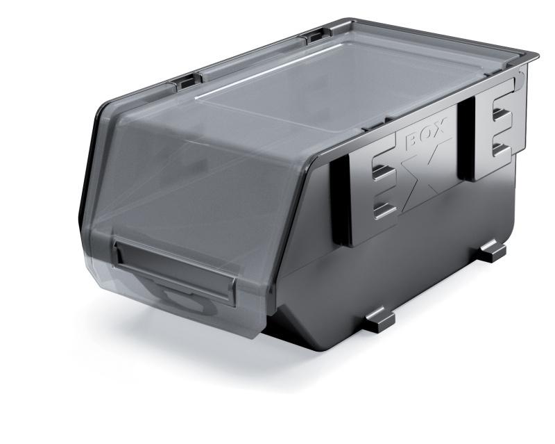 PB-24Z  Plastový úložný box zatvárateľný
