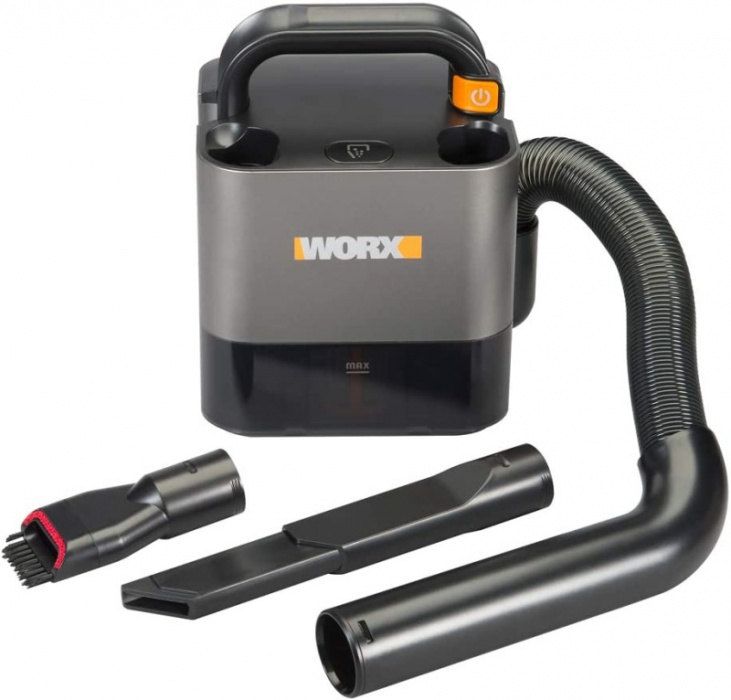 WX030.9 - Aku prenosný vysávač 20V