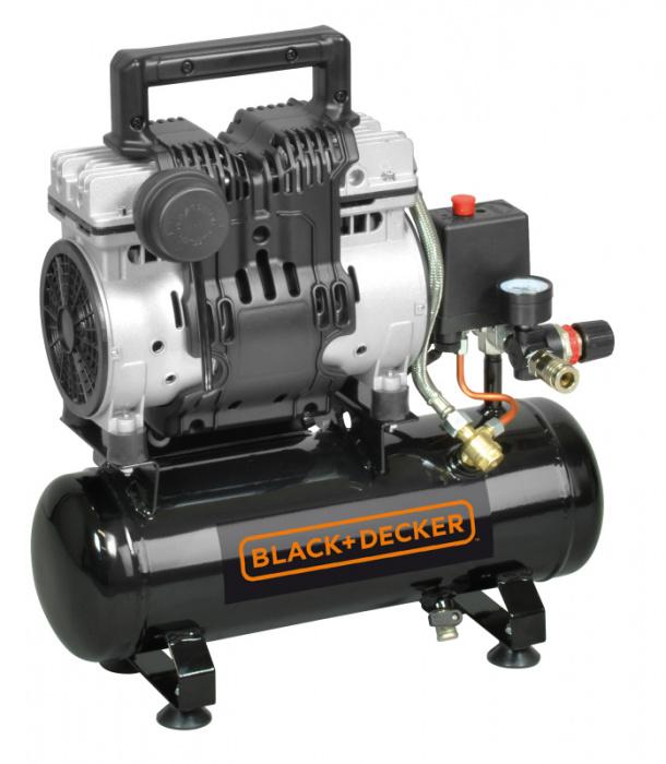 BD 100/6-ST - Kompresor bezolejový  6L  8 bar