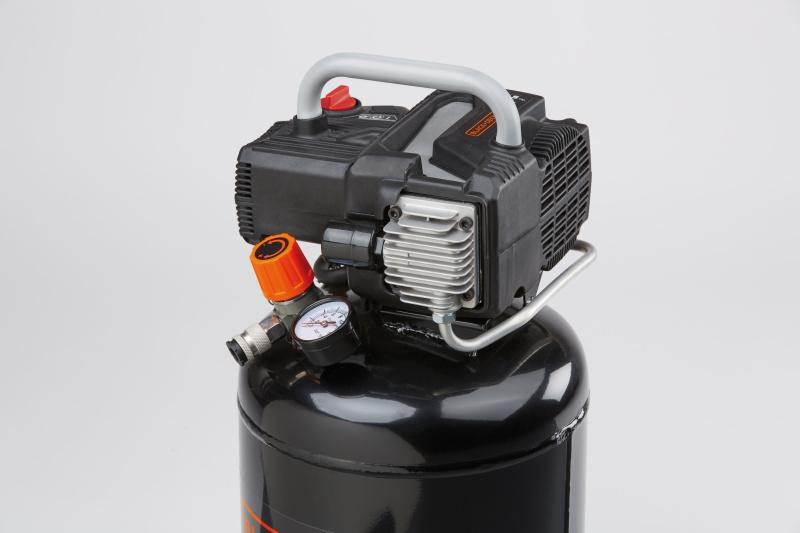 BD 195/24V-NK - Kompresor bezolejový vertikal 24L  10bar